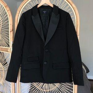 NWOT Madewell Tuxedo Wool Blazer